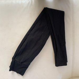 3x$20 ballet Balera dance black leggings pants SA